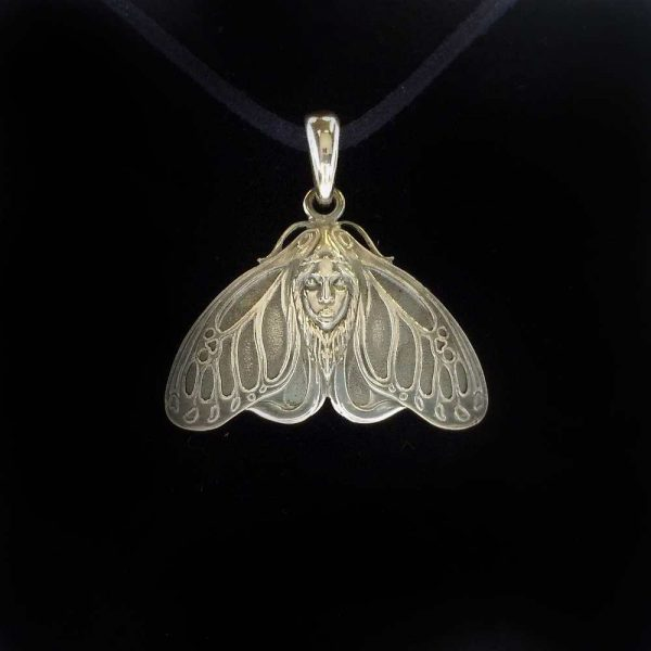 Pandant argint 925 molie 2