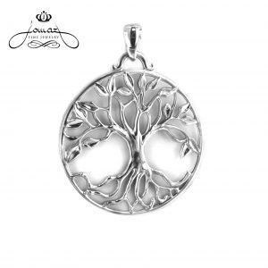 Pandantiv copacul vietii din argint 925 / P180