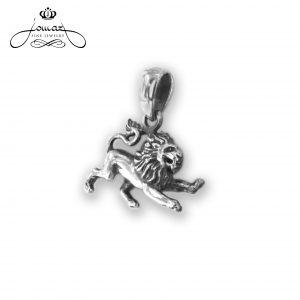 Pandantiv din argint 925 zodia leu / P310