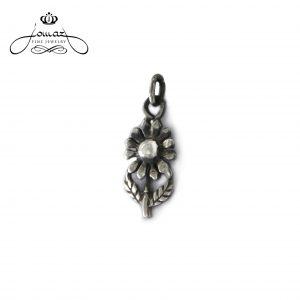 Pandantiv din argint 925 / Floarea soarelui/ P576