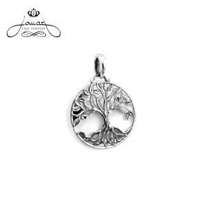 Pandantiv copacul vietii din argint 925 / P667