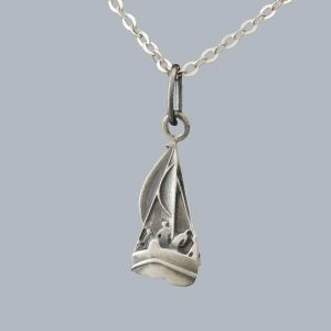 Pandantiv vaporas din argint 925 / P69