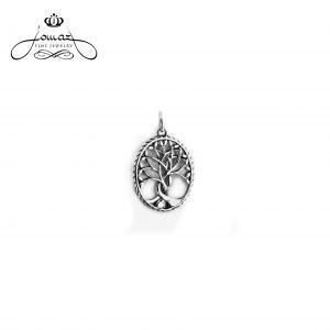 Pandantiv copacul vietii argint 925 / P743