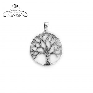 Pandantiv copacul vietii din argint 925 / P744